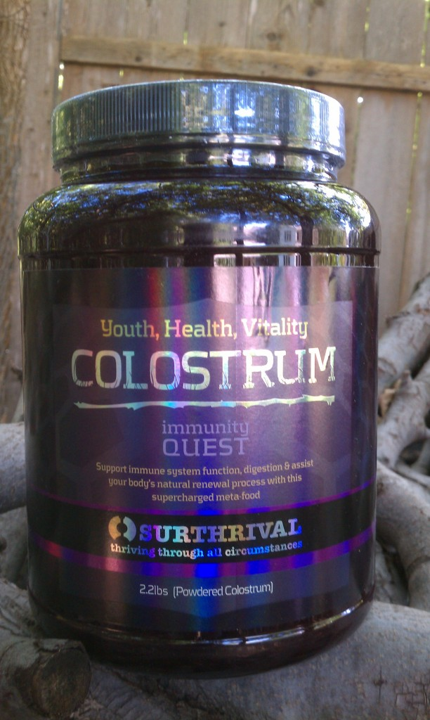Surthrival 6 Hour Colostrum Review