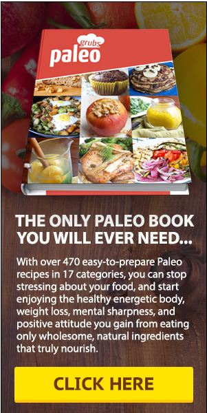 Paleo Grubs Cookbook